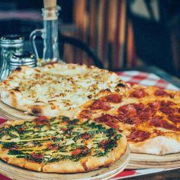 3x Pizzas Especiales