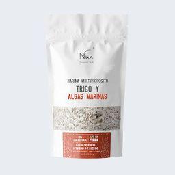 Harina de Trigo con Algas Marinas