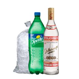 Combo 6: Vodka Stolichnaya