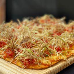 Pizza Bruschetta Familiar 30x40 Vegana