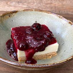 Cheesecake Salsa Berries