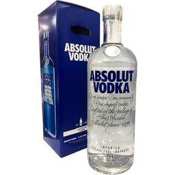 Absolut Classic Blue 750 ml