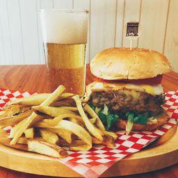 Combo Sándwich + Papas O Bebida