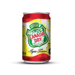 Canada Dry Agua Tónica 220 ml