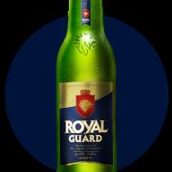 Royal Guard Lager 355cc