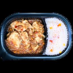 Estofado de Pavo con arroz