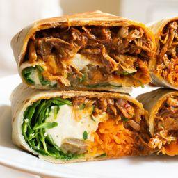 Arma Tu Burrito a Tu Antojo