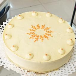 Torta carrot cake 20 porciones