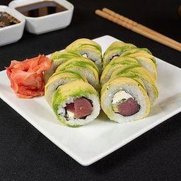 Roll Avocado Maguro.