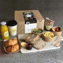 Caja Desayuno Tradicional