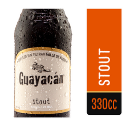 Guayacan Stout 330 ml