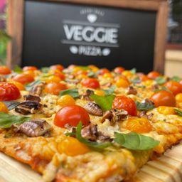 Pizza Veggie Pizza Familiar 30x40 Vegana