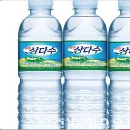 Agua Mineral sin Gas