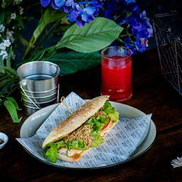 Sándwich de Pollo Mostaza