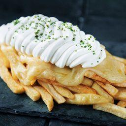 Cheese Fritas Grandes