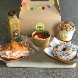 Caja Desayuno para Niño