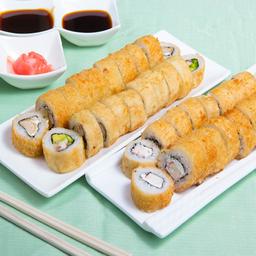 Promoción Sushi a Elección 3