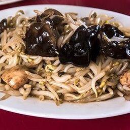 Diente de Dragón a la China (vegano)