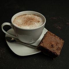 Café y Brownie