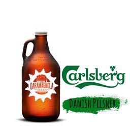 Carlsberg + Envase Growler