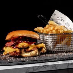 Burger Pollo Crispy