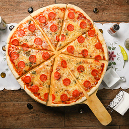 Pizza Familiar Pepperoni