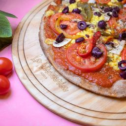 Pizza Plant Based Familiar
