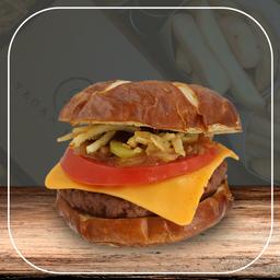 La Pipa Beyond Burger