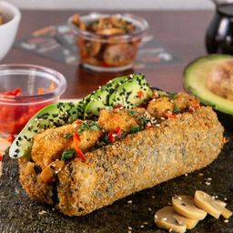 Sushi-Pleto Veggie