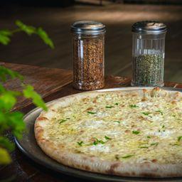 Pizza White
