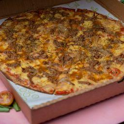 Pizza Mechada Familiar
