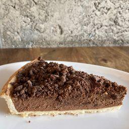 Tarta de Chocolate y Trufa Cero Azúcar