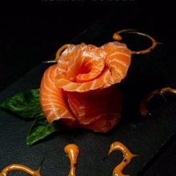Sashimi Salmon 9x Cortes