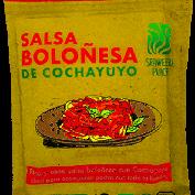 Salsa Boloñesa de Cochayuyo Vegana
