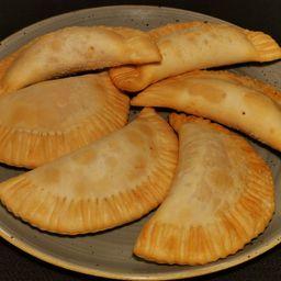 Empanada Frita Queso x 6