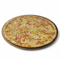 Pizza Doble Queso Tomate