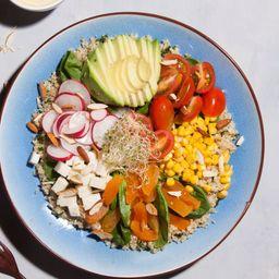 Ensalada Quinoa Turca
