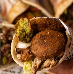 Pollo Falafel