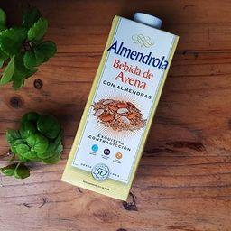 Bebida Vegetal de Almedra-Avena