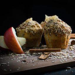 Muffin Manzana Nuez