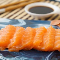 Sashimi Salmon X9
