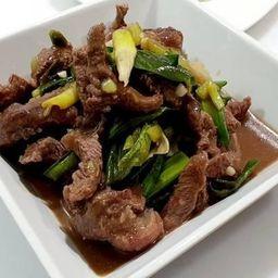 Carne Mongolian