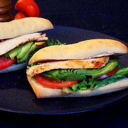 Mi Sándwich Pollo Grillado