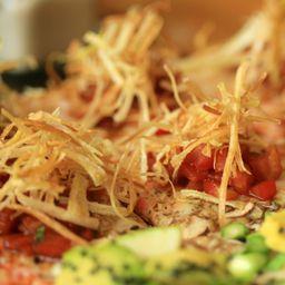 Pizza Familiar - 2 Sabores Vegana