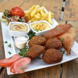 Combo 2 Vegetariano Falafel