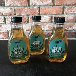 Jarabe de Agave Orgánico 330 ml - Koe