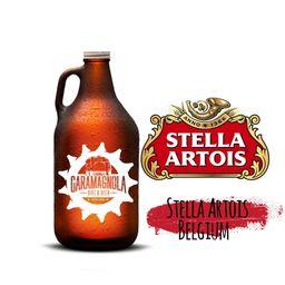 Stella Artois + Envase Growler