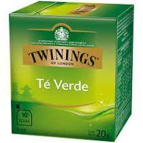 Té Verde Twinings Java Green Tea, 10 Bolsas