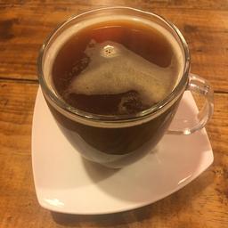Café americano o lungo