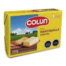 Mantequilla colun 250grs